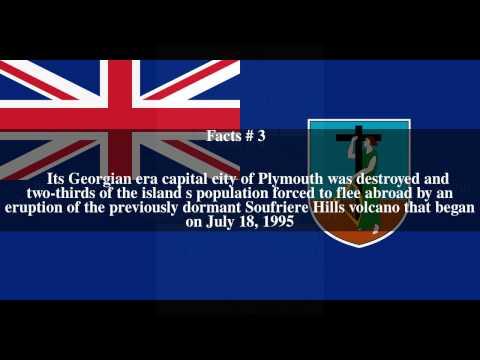 Outline of Montserrat Top # 6 Facts