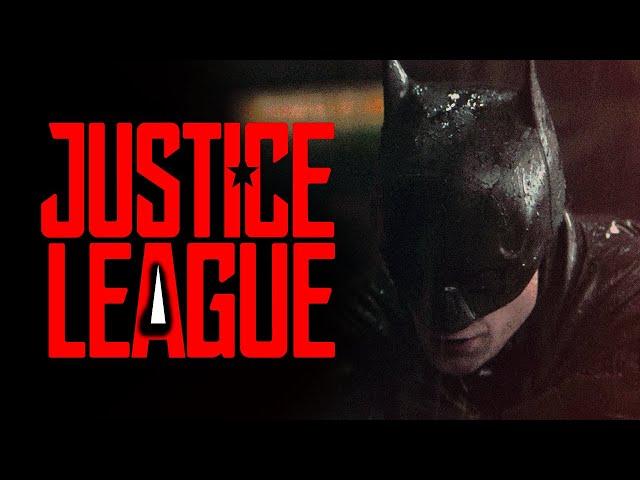 The Batman - (Justice League Style)