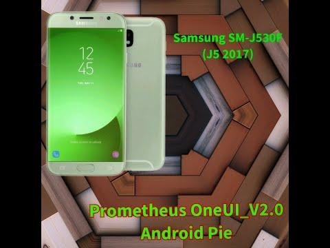 Prometheus OneUI V2.0 Android Pie For Samsung  SM-J530F (J5 2017)