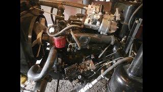 заміна паливного насоса (ТНВД) дизель КМ 385 ВТ