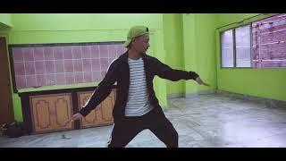 Ek Ajnabee(Cover dance) Choreography - Rohan Sinha/Ft-Rohan Sinha/Shot & Edited-Richard