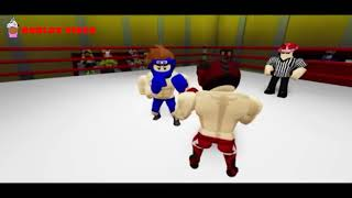 Roblox Story fight (why we lose)