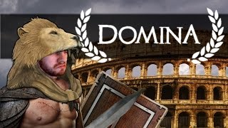 Domina Gameplay - LIONS INCOMING - Part 2 Let's Play Domina Gameplay