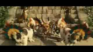 Beverly Hills Chihuahua Trailer and Song w/Lyrics (Lyrics in Description)