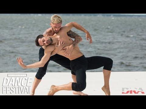 "Robert Fairchild & Travis Wall In Christopher Wheeldon's ""Us"" - Fire Island Dance Festival 2018"