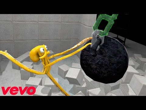 Octodad - Wrecking Ball (Official Video)
