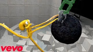 Octodad - Wrecking Ball (Official Video)