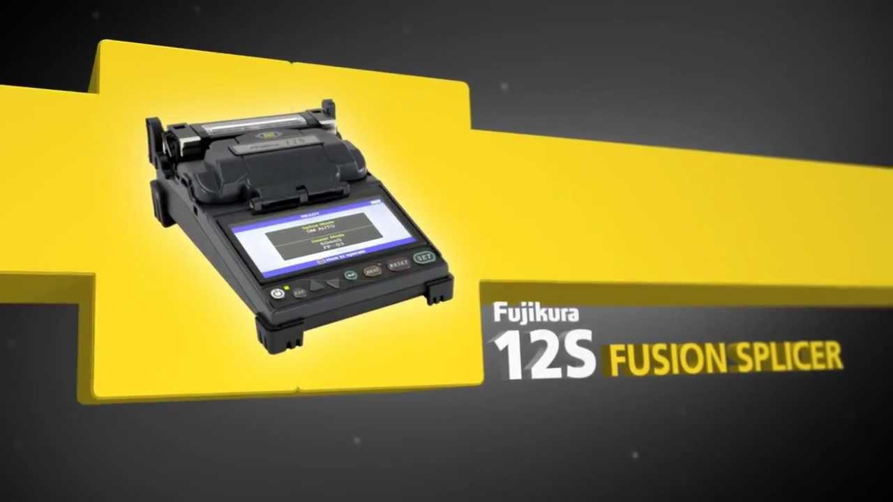 buy online 14a88 9bff4 Fujikura 12S Fusion Splicer