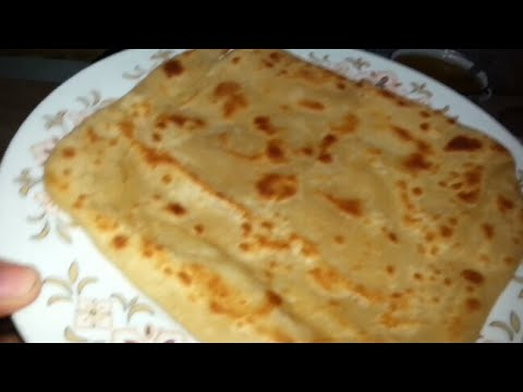 Soft Dough/Square Paratha | Delhi's Pakwaan