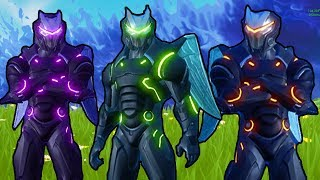 HOW TO CUSTOMIZE SKINS in Fortnite - EVERY New Omega Skin