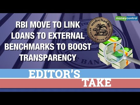 Editor's Take | RBI Move To Link Loans To External Benchmarks To Boost Transparency