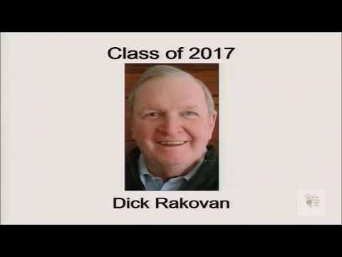 R.I. Radio Hall of Fame 2017 -- Dick Rakovan