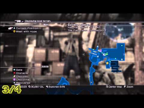 Final Fantasy XIII-2 Fragment Locations: Yaschas Massif (010 AF) - HTG