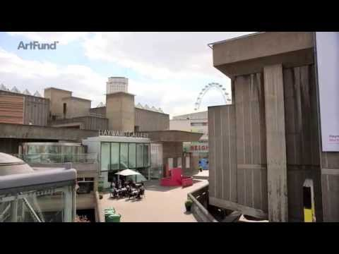 Hayward Gallery: Museum of the Year 2014 finalist