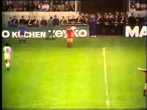 Bayern vs Leeds United 1975 European Cup Final 1st half