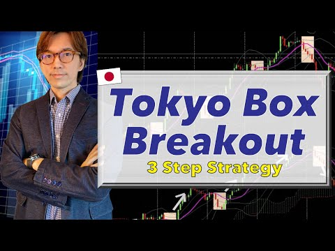 【7 Years Of Trade Experience】Tokyo Box Breakout Strategy: 3 Simple Steps & Make Forex Trading Profit