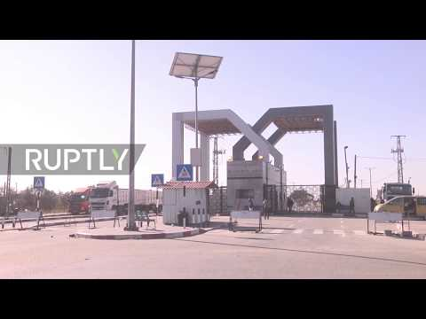 State of Palestine: Hamas in control of sole Gaza-Egypt crossing after PA leaves in protest