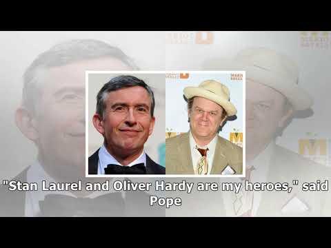 Steve coogan, john c. reilly board laurel and hardy biopic