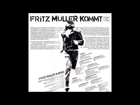 Fritz Müller - Bratkartoffel rock'n'roll (1977)