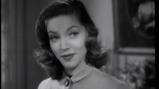 Channel 4 News - Remembering Lauren Bacall: Hollywood