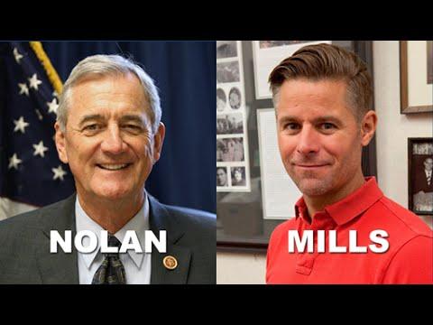 Rep. Rick Nolan- Stewart Mills Debate