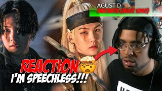 AGUST D - DAECHWITA *Reaction* (HELP PLEASE!!) First Time Reaction
