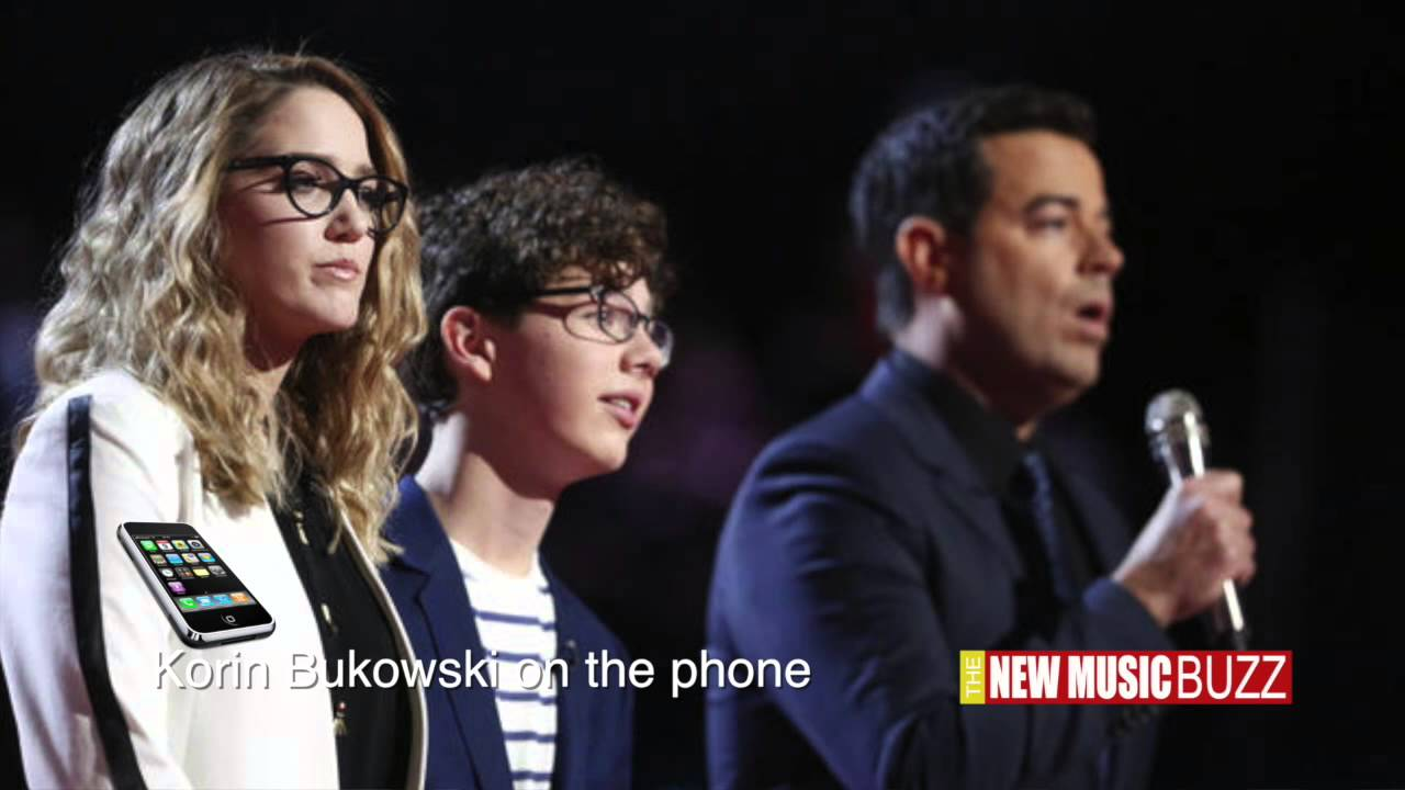 korin bukowski phone interview after leaving the voice korin bukowski phone interview after leaving the voice