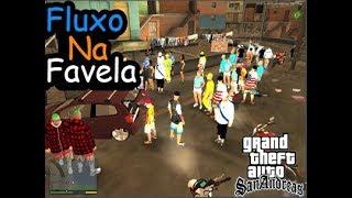 Baixar Fluxo na favela e resumo com a novinha (Gta das quebradas)
