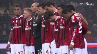 AC Milan vs Arsenal - 2012 Trailer - HD