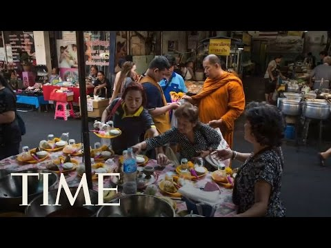 Bangkok, The World's Street Food Capital, Is Banning Street Food | TIME