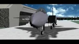 F-15 Strike Eagle III - CD-ROM Title Sequence