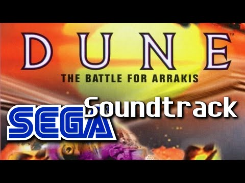 [SEGA Genesis Music] Dune: The Battle For Arrakis - Full Original Soundtrack OST