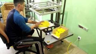Печать на шарах оборудование СНП - 01(Станок для печати на шарах СНП - 01 стоимость 65 000 рублей. Доставка в любую точку... В комплекте идет одна печат..., 2016-04-30T15:23:12.000Z)