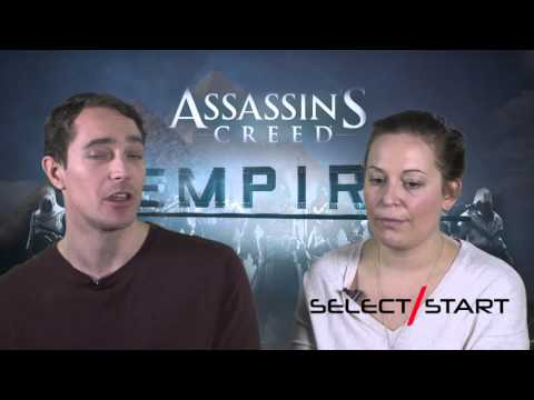 A Gamer Interview: Assassin's Creed Empire