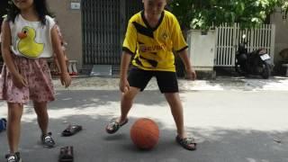 Trò chơi của trẻ em thời nay....
