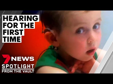 Lost and sound: how Australia's cochlear implant is helping the world hear again | 7NEWS Spotlight