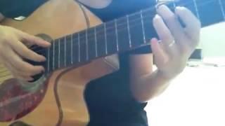See you again solo guitar  -  Wiz Khalifa