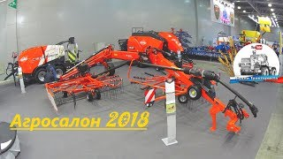 ''Агросалон-2018''- мой видео отчёт!  Часть 1.