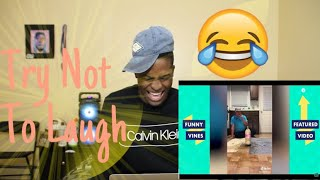 TRY NOT TO LAUGH -  Best Funny Fails Of The Week! ( REACTION ) 😂