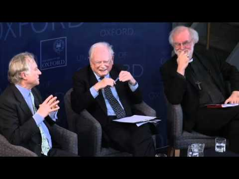 Dialogue with Richard Dawkins, Rowan Williams and Anthony Kenny