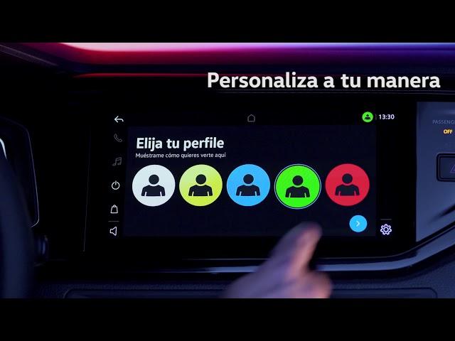 WV Play - Video 2 sobre el nuevo sistema de Infotainment