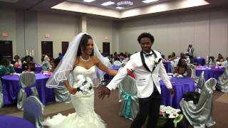 Autry's Wedding 2015- Arcadia, Louisiana
