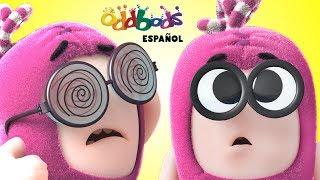 Dibujos Animados | Oddbods - Newt Chiflado | Caricaturas Graciosas para Niños