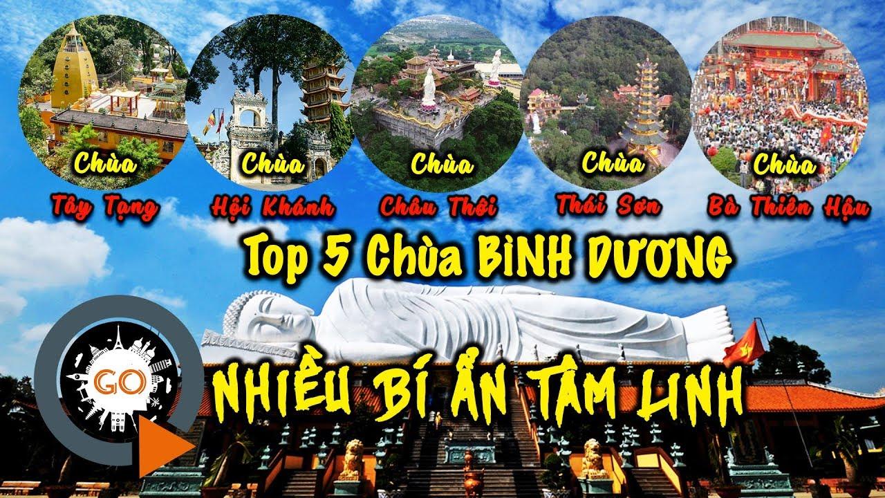 Top 5 ngôi chùa sở hữu nhiều bí ẩn tâm linh nhất Bình Dương   Quang Chau