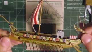 Imai Roman Warship, quick review and build