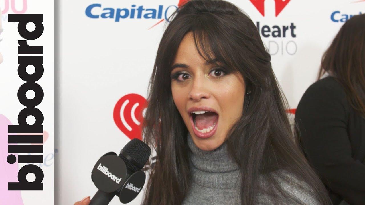 Camila Cabello Reacts to Grammy Nomination & Talks Charli XCX Friendship | Billboard