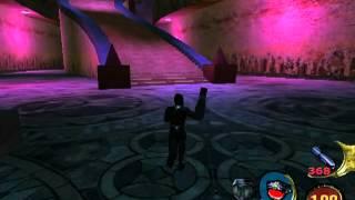 MDK2 HD (PC) Walkthrough. Level 10 - Zizzy Balloobba (Kurt Hectic)
