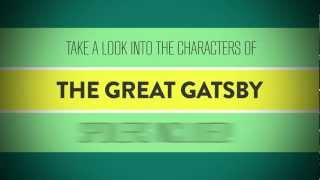 A Look Into The Characters of The Great Gatsby - Spoilers Included