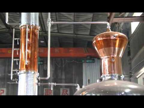 2016 DYE 5000L Customized alcohol distilling machine