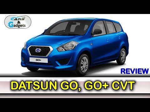 Datsun Go, Go+ CVT | Budget Car With CVT Transmission | Telugu Review | Cars And Gadgets | V6 News